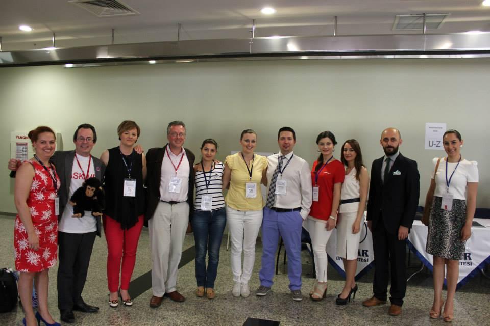 IDLTM graduates and trainers